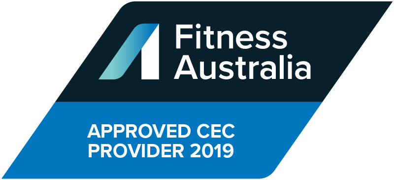 Fitness Australia Approved CEC Provider